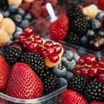 Various fresh fruit — Stock Photo #15621785