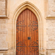 Church door — Foto de Stock