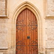 Stock Photo: Church door