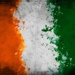Stock Photo: Ivory Coast flag
