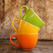 Foto Stock: Coffee Mugs