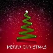 Christmass tree — Stock Photo