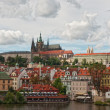 Prague castle - Stockfoto
