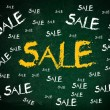 Stock Photo: Sale sale sale