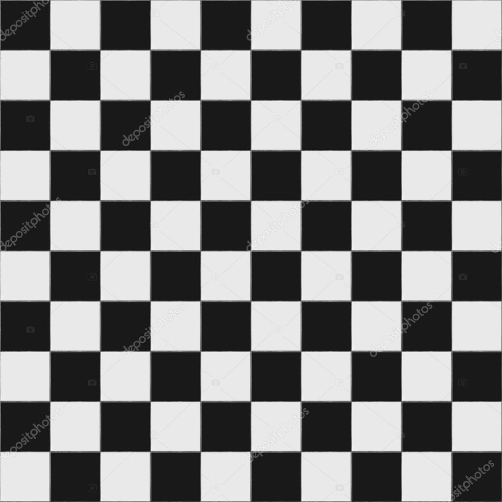 Black and white checkered floor tiles with texture  This tiles seamlessly as a pattern    Photo by stevanovicigor. Black and white checkered floor   Stock Photo   stevanovicigor