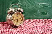 Reloj de mesa — Foto de Stock