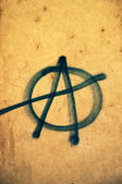 Anarchist Movement — Stock Photo
