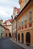 Prague streets, Lesser side — Stock Photo