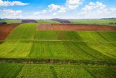 Tierras de labrantío — Foto de Stock