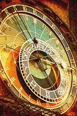 Prag astronomik saat — Stok fotoğraf