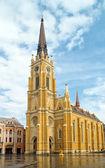 собор в городе нови-сад — Стоковое фото