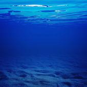 под водой — Стоковое фото