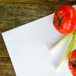 Vegetable on table - Stock Photo