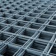 Постер, плакат: Reinforcing steel mesh