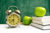 School time again — Stock Photo