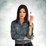 Business woman portrait — Stock Photo #29325335