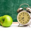 Stock Photo: School time again