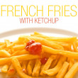 French fries — Stock Photo #29856017