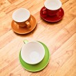 Coffee cup set — Stock Photo #29856103