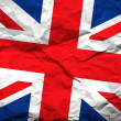 Great Britain flag — Stock Photo #30004733