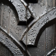 Tire detail — Stockfoto