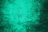 Emerald grunge wall — Stock Photo