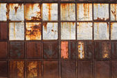 Rusty metal texture — Stockfoto