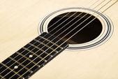 民谣吉他 — 图库照片