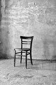 旧的老式椅子 — 图库照片