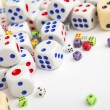 Dice — Stock Photo #30762569