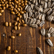 Grains — Stock Photo