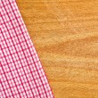 Stock Photo: Table napkin