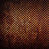 Korrodierte metall textur — Stockfoto