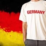 ドイツの国旗 — ストック写真