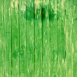 Green wooden background — Stock Photo