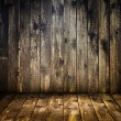 Wooden interior — Stock Photo