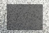 Texture métal corrodé — Photo