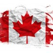 Canada flag — Stock Photo #35288777