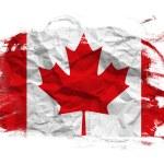 Canada flag — Stock Photo