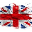 Stock Photo: Great Britain flag