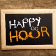 Happy hour — Stock Photo