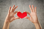 Be my Valentine, Valentines day concept. — Stock Photo