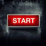 START — Stock Photo #38079543