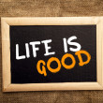 Life is good — Stock Photo #39120105