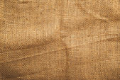 Jute canvas texture — Stock Photo
