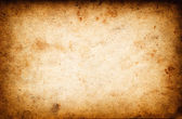 Grunge old paper texture — Stock Photo