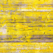 Yellow wood background — Stock Photo
