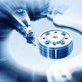 Computer hard disk — Stockfoto