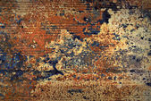 Corroded metal texture. — Stockfoto