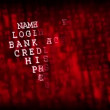 Heartbleed bug. Cracked Password and internet security issue concept. 1920x1080, 1080p, hd, high definition footage. — Stock Video #45577333
